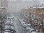 Nieve por sorpresa en Barcelona!!!