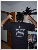 Camisetas de Canción de Hielo y Fuego