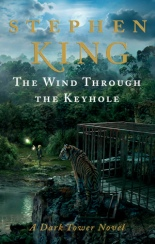 Portada para 'The Wind Through the Keyhole', de Stephen King