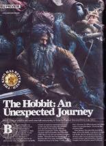 'El Hobbit': 5º Vídeo de producción + nuevas fotos