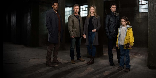the intruders cast