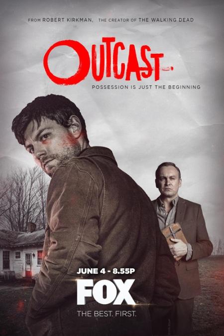 outcast cinemax series